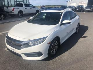 Used 2016 Honda Civic EX,AUTO,TOIT,MAGS,PROPRE for sale in Lévis, QC