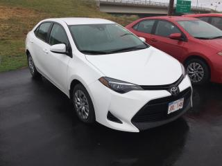Used 2017 Toyota Corolla for sale in Fredericton, NB