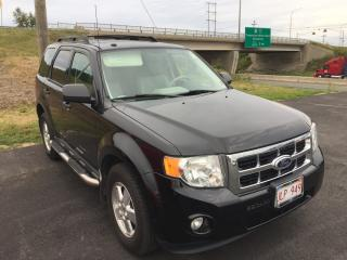 Used 2011 Ford Escape XLT for sale in Fredericton, NB
