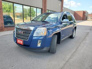 Used 2010 GMC Terrain AWD 4dr SLT-2 for sale in Scarborough, ON