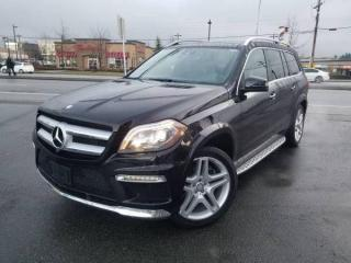 Used 2013 Mercedes-Benz GL-Class 4MATIC 4dr GL 350 BlueTEC for sale in Surrey, BC