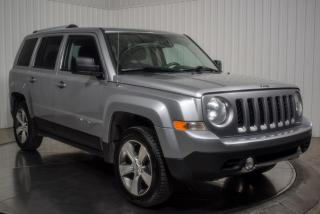 Used 2017 Jeep Patriot HIGH ALTITUDE 4X4 CUIR TOIT for sale in Île-Perrot, QC