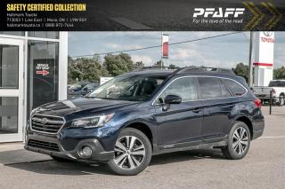 Used 2018 Subaru Outback 2.5i Limited at for sale in Orangeville, ON