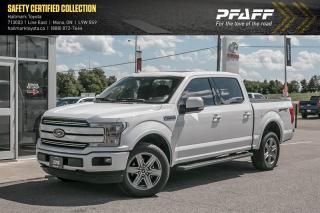 Used 2018 Ford F-150 4x2 - Supercrew Lariat - 145