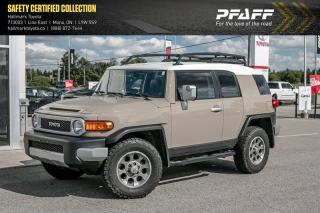 Used 2013 Toyota FJ Cruiser V6 5A for sale in Orangeville, ON