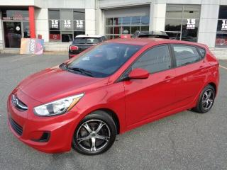 Used 2016 Hyundai Accent GL *DÉMAREUR * BLUETOOTH * CRUISE * for sale in Mcmasterville, QC