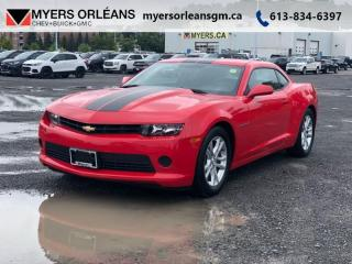 Used 2015 Chevrolet Camaro LS  - Low Mileage for sale in Orleans, ON