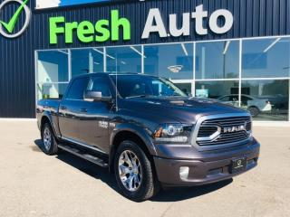 Used 2018 RAM 1500 Limited, Ram Box, Air Ride Suspension for sale in Ingersoll, ON