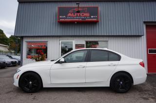 Used 2016 BMW 3 Series 320i XDRIVE AWD AUTO CUIR MAGS BLUETOOTH 38 923 KM for sale in Lévis, QC