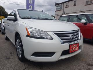 Used 2015 Nissan Sentra SV for sale in Scarborough, ON