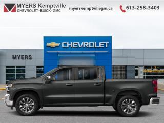 Used 2019 Chevrolet Silverado 1500 Custom Trail Boss for sale in Kemptville, ON