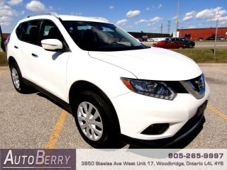 Used 2014 Nissan Rogue 2.5L - S - AWD for sale in Woodbridge, ON