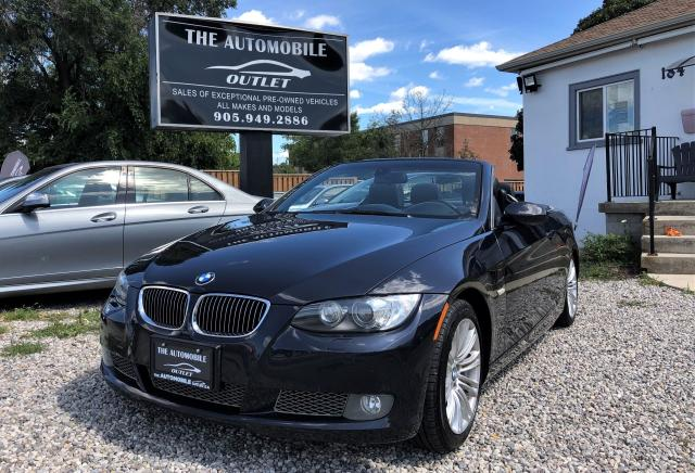 2008 BMW 335i Cabriolet 335i Convertible NAVI NO ACCIDENT