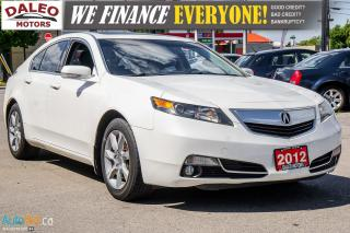 Used 2012 Acura TL LEATHER | SUNROOF for sale in Hamilton, ON