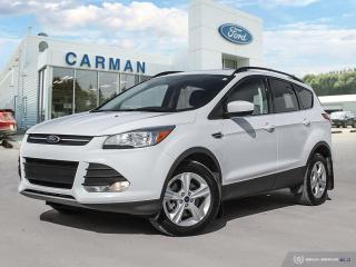 Used 2014 Ford Escape ESCAPE SE for sale in Carman, MB
