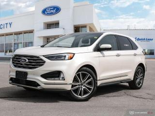 Used 2019 Ford Edge Titanium Elite Package for sale in Winnipeg, MB