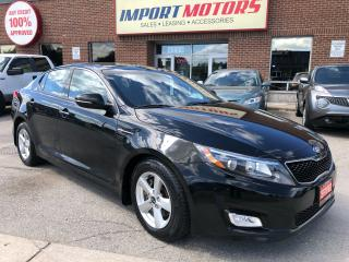 Used 2014 Kia Optima LX Great Condition+Moon for sale in North York, ON