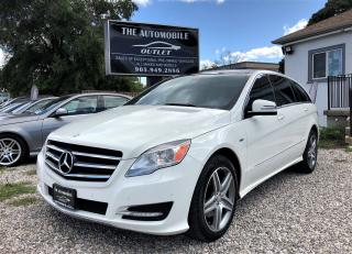 Used 2012 Mercedes-Benz R 350 R 350 BlueTEC DIESEL 7 PASS AWD NAVI BACK-UP CAM for sale in Mississauga, ON