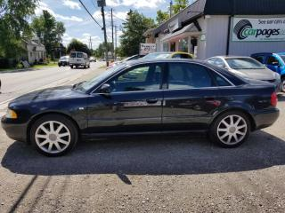 Used 2001 Audi A4 2.8 for sale in Bloomingdale, ON