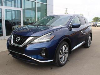 Used 2019 Nissan Murano 360 BACKUP CAMERA, NAV,HEATED SEATS, LEATHER, PANORAMIC SUNROOF! for sale in Edmonton, AB