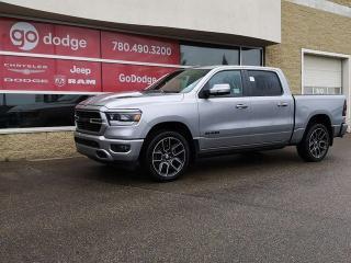 Used 2019 RAM 1500 SPORT 4x4 CREW CAB for sale in Edmonton, AB