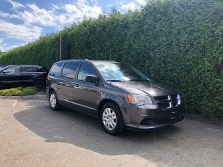Used 2017 Dodge Grand Caravan SXT for sale in Surrey, BC