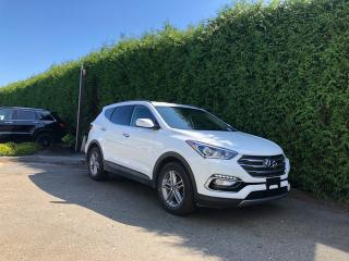 Used 2018 Hyundai Santa Fe Sport SPORT AWD + BLIND-SPOT MONITORING SYSTEM + HEATED FT/RR SEATS + RR PARK ASSIST + NO EXTRA DEALER FEES for sale in Surrey, BC