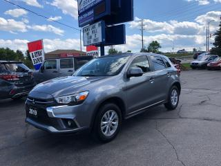 Used 2019 Mitsubishi RVR SE for sale in Brantford, ON