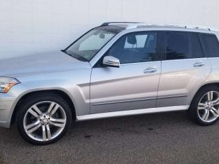 Used 2011 Mercedes-Benz GLK-Class GLK 350; BLUETOOTH, HEATED SEATS, LEATHER, SUNROOF AND MORE for sale in Edmonton, AB