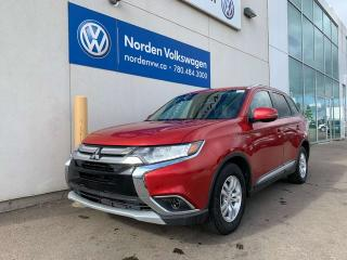Used 2016 Mitsubishi Outlander SE AWD for sale in Edmonton, AB