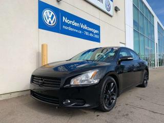 Used 2010 Nissan Maxima 3.5L V6 PREMIUM PKG for sale in Edmonton, AB