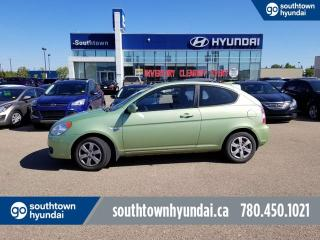 Used 2009 Hyundai Accent GL/AC/POWER OPTIONS for sale in Edmonton, AB