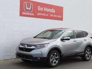 New 2019 Honda CR-V EX for sale in Edmonton, AB