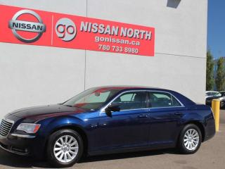 Used 2014 Chrysler 300 Touring/LEATHER/PUSH START/8.4' TOUCHSCREEN for sale in Edmonton, AB