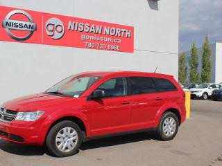 Used 2015 Dodge Journey Canada Value Package/ONE OWNER/PUSH START/KEYLESS ENTRY for sale in Edmonton, AB