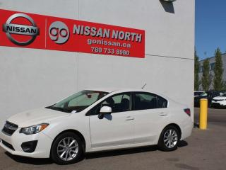 Used 2013 Subaru Impreza 2.0i Touring/AWD/ONE OWNER/LOW KM/HEATED SEATS for sale in Edmonton, AB