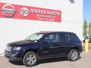 Used 2014 Jeep Compass North/4WD/ONE OWNER/BACKUP CAM for sale in Edmonton, AB
