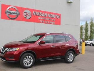 Used 2020 Nissan Rogue S/AWD/SPECIAL EDITION/ALLOYS/HEATED WHEEL for sale in Edmonton, AB