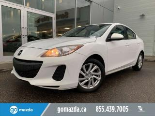 Used 2012 Mazda MAZDA3 GS POWER OPTIONS ALLOYS NICE CAR for sale in Edmonton, AB
