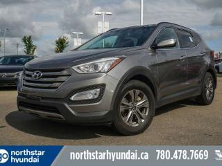 Used 2016 Hyundai Santa Fe Sport LUXURY AWD/PANOROOF/LEATHER/HEATEDSEATS for sale in Edmonton, AB