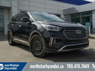 Used 2017 Hyundai Santa Fe XL LUXURY 7PASS/NAV/2SETSTIRES/LEATHER/PANOROOF/BACKUPCAM/HEATEDSTEERING for sale in Edmonton, AB