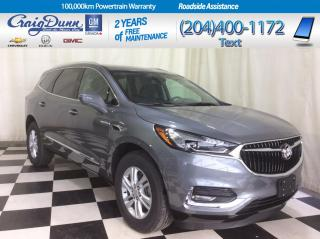Used 2020 Buick Enclave * PREMIUM AWD * VENTED FRONT SEATS *  REMOTE START * for sale in Portage la Prairie, MB