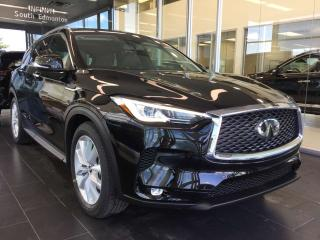 Used 2019 Infiniti QX50 LUXE 4dr AWD Sport Utility for sale in Edmonton, AB