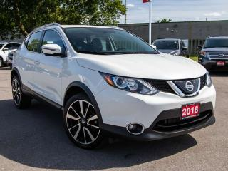 Used 2018 Nissan Qashqai SL 4dr AWD W/NAVIGATION for sale in Brantford, ON