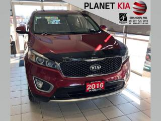 Used 2016 Kia Sorento LX - Bluetooth - Heated Seats for sale in Brandon, MB