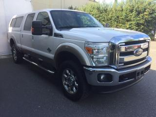 Used 2011 Ford F-350 Lariat for sale in Langley, BC