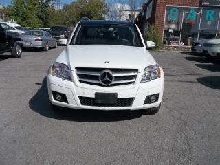 Used 2011 Mercedes-Benz GLK350 4 Matic for sale in Pickering, ON