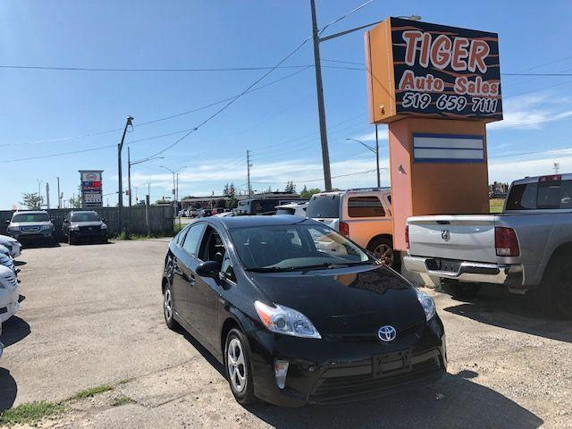 2015 Toyota Prius HYBRID**BEST ON FUEL**VERY CLEAN**ONLY 134KMS**