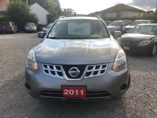 Used 2011 Nissan Rogue SV for sale in Hamilton, ON