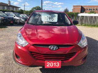 Used 2013 Hyundai Tucson GL for sale in Hamilton, ON